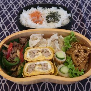 今週のお弁当いろいろ と チャンポン麺と …♪