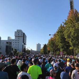おかやまマラソン疾走!