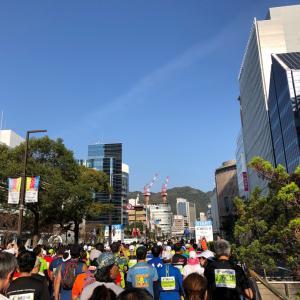 神戸マラソン完走!