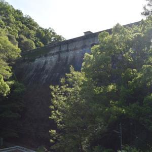 【日本最古】布引ダムと大山を訪れました。