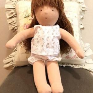 ウォルドルフ人形・縫えないミシン