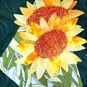 ヒマワリの花&お家ランチ