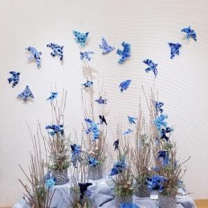 素晴らしき花の世界☆マスク作り