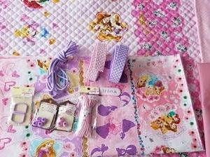 プリンセスセットの幼稚園セット