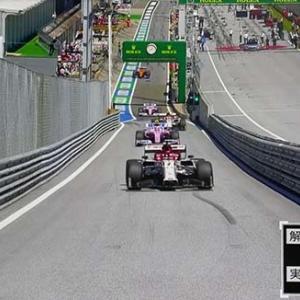 2020 F1 開幕戦 … オーストリアGP 大波乱の決勝