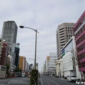 久々に大阪市内へ … 1月20日