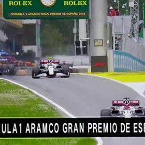 2021 F1 R4 スペインGP … 決勝(5/9)