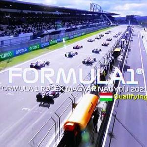2021F1 第11戦ハンガリーGP … 予選(7/31)