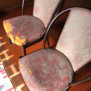 椅子のリメイク