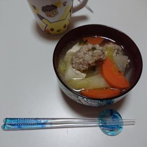 """""""栄養取れそうなご飯""""+豆腐!"""