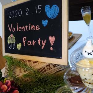 バレンタインパーティ0215