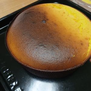 かぼちゃのチーズケーキ