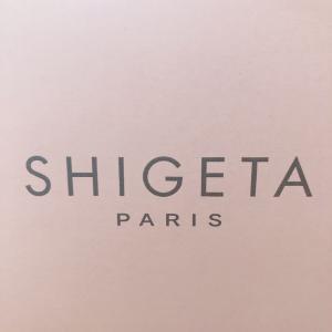 SHIGETA のオイルたちが届きました♡