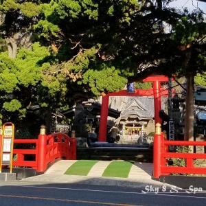 ◆ 30年ぶりの伊豆長岡温泉へ、その14 伊豆の国 最古の宮 「白濱神社」へ(2019年12月)