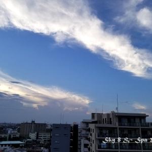 ◆ 見上げてみれば「空」その1、青空編(2020年1月)