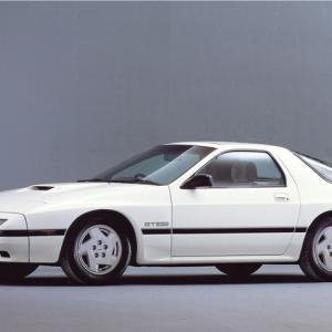 ◆  歴代の車たち、その4「サバンナ RX-7 GT」(2020年2月)
