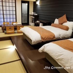 ◆ 伊豆半島最南端 石廊崎へ、その4「伊豆高原温泉ホテル 森の泉」へ、客室編(2020年3月)