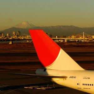 ◆ 飛行機シリーズ再編集編、その15「出番待ち@羽田空港」(2004年、2005年)