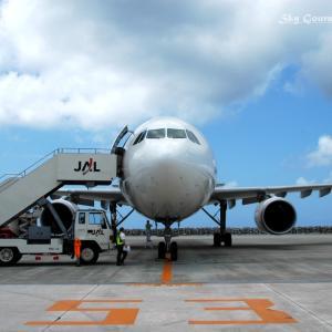 ◆ 「スターボード」から乗った日@那覇空港(2007年6月)