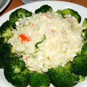 ◆ 部屋飲み料理、その2「沖縄でいろいろ?」翌日編(2007年10月)