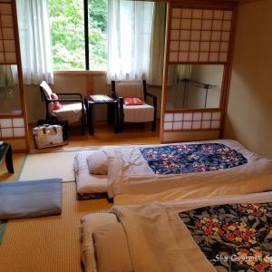 ◆ 北海道爆走 3,000km、その2「四季かおる宿 世寿美屋」へ、客室編(2020年7月)