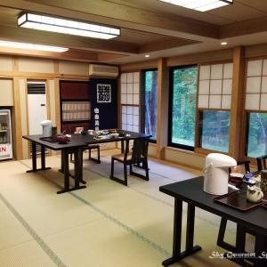 ◆ 北海道爆走 3,000km、その4「四季かおる宿 世寿美屋」へ、夕食編(2020年7月)