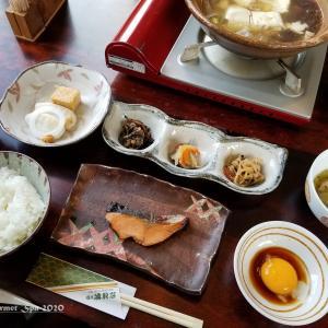 ◆ 北海道爆走 3,000km、その19「旭岳温泉 湯元 湧駒荘」へ、朝食編(2020年7月)