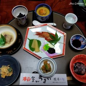 ◆ 北海道爆走 3,000km、その34「照月旅館」へ、北海道No.1の夕食前編(2020年7月)