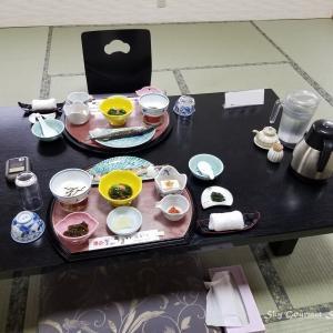 ◆ 北海道爆走 3,000km、その36「照月旅館」へ、朝食編(2020年7月)