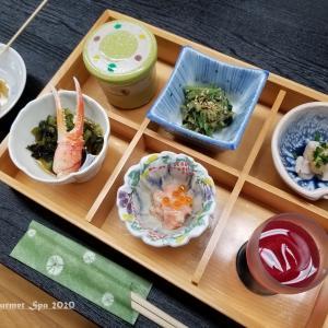 ◆ 北海道爆走 3,000km、その43「ホテル季風クラブ知床」へ、夕食編(2020年7月)