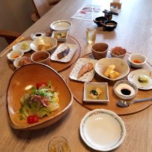 ◆ 北海道爆走 3,000km、その45「ホテル季風クラブ知床」へ、美味しい朝食編(2020年7月)