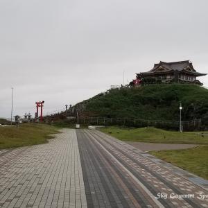 ◆ 北海道爆走 3,000km、その65「うみねこの蕪嶋神社」へ(2020年7月)