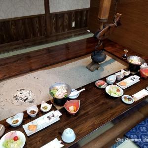 ◆「20年振りの四国へ」その15、【新祖谷温泉 ホテルかずら橋】朝食 感想編(2020年9月)