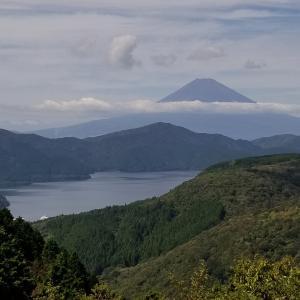 ◆ 「富士山」を見にドライブに行った日、その1【大観山展望台】(2020年9月)