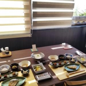 ◆「Go to で東伊豆」へ、その8 【河津温泉郷 花海月】朝食感想編(2020年10月)