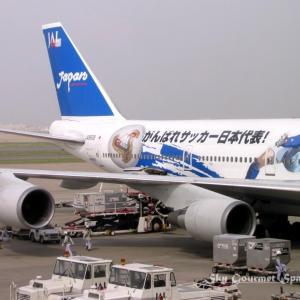 ◆ もう会えない飛行機たち、その21「JAL日本代表サポーターズ号」(2002年4月)