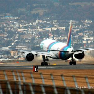 ◆ もう会えない飛行機たち、その41「レインボーセブン再び」(2021年1月)