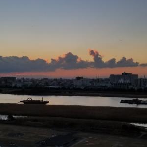 ◆ 「輝く雲」(2021年1月)