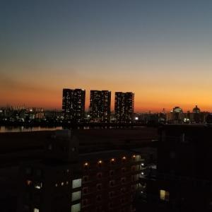 ◆ 「日没」(2021年1月)