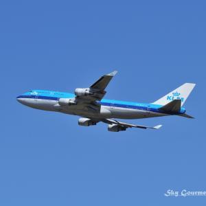 ◆ 青空を泳ぐ、その6「KLM」(2021年1月)