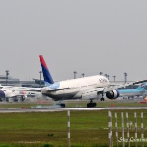 ◆ もう会えない飛行機たち、その42 「DELTA」(2021年1月)