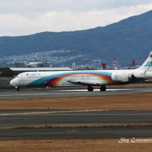 ◆ もう会えない飛行機たち、その50 「黒澤レインボー7号機」(2021年5月)
