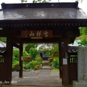 ◆ 西伊豆 小土肥温泉へ、その3「安楽寺」(2021年5月)