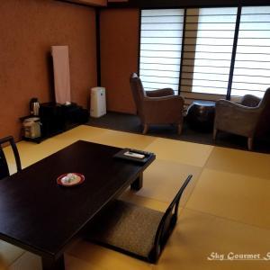 ◆ 西伊豆 小土肥温泉へ、その10「茜色の海 あるじ栖」客室編(2021年5月)