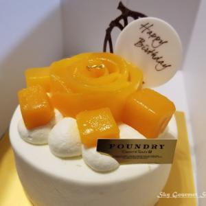 ◆ 「お誕生日」をお祝いした日(2021年6月)