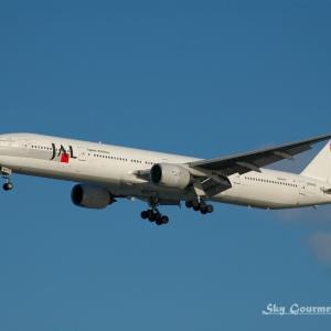 ◆ もう会えない飛行機たち、その67「JAL STAR JET」その3(2004年10月