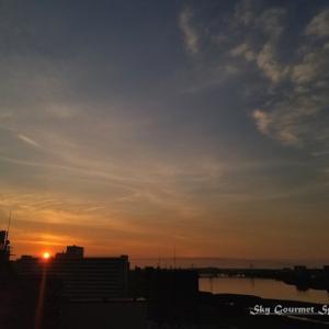 ◆ 久し振りに「朝陽」を見た日(2021年7月)