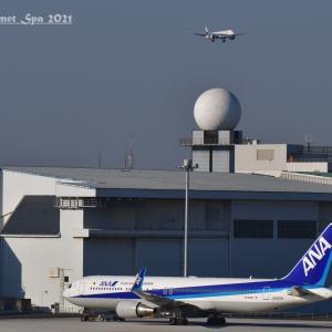 ◆ 地道に活躍「Boeing 767」(2021年7月)