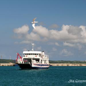◆ 「フェリーが運航していた日」@宮古島(2008年7月)