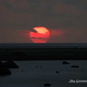 ◆  「沈む夕陽」を見た日(2008年7月)